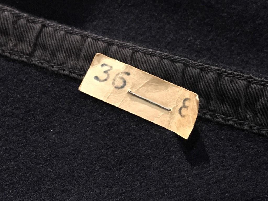神戸店9/27(水)冬ヴィンテージ入荷! #3  US.Navy Part1!  MidNight Color Wool Item!!!_c0078587_16494735.jpg