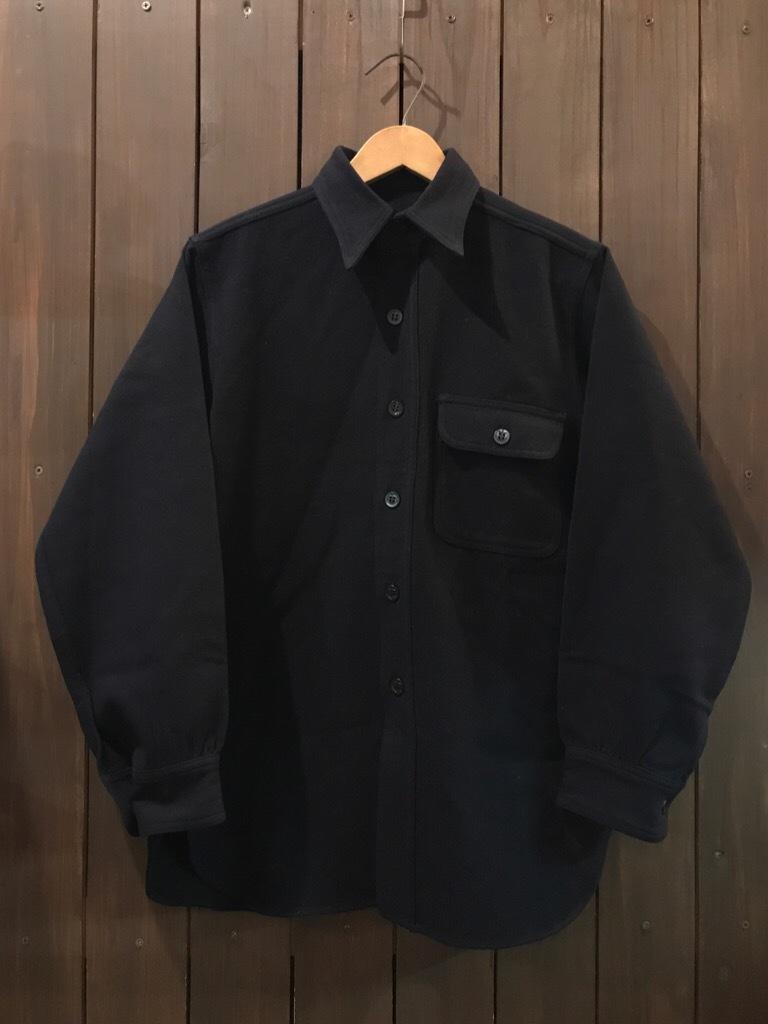 神戸店9/27(水)冬ヴィンテージ入荷! #3  US.Navy Part1!  MidNight Color Wool Item!!!_c0078587_16494771.jpg
