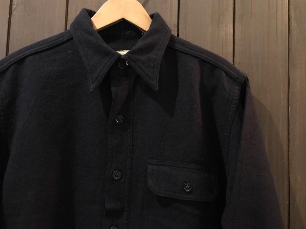 神戸店9/27(水)冬ヴィンテージ入荷! #3  US.Navy Part1!  MidNight Color Wool Item!!!_c0078587_16511300.jpg