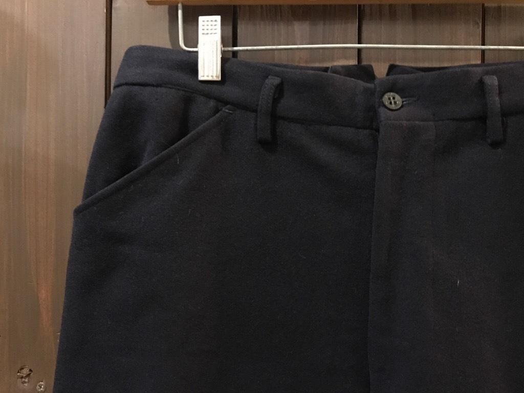 神戸店9/27(水)冬ヴィンテージ入荷! #3  US.Navy Part1!  MidNight Color Wool Item!!!_c0078587_16522316.jpg