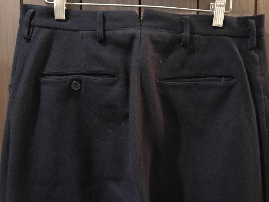 神戸店9/27(水)冬ヴィンテージ入荷! #3  US.Navy Part1!  MidNight Color Wool Item!!!_c0078587_16522434.jpg
