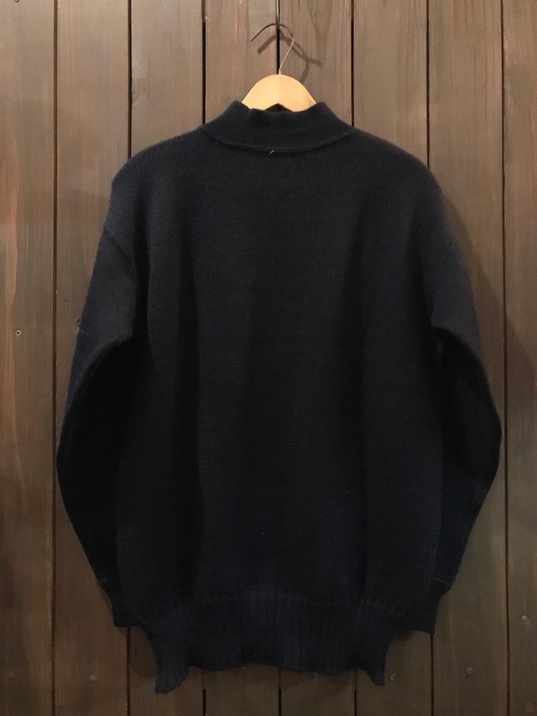 神戸店9/27(水)冬ヴィンテージ入荷! #3  US.Navy Part1!  MidNight Color Wool Item!!!_c0078587_16565499.jpg