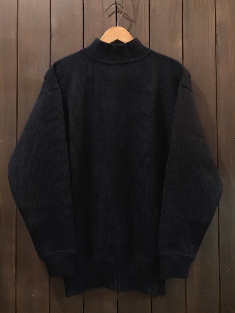 神戸店9/27(水)冬ヴィンテージ入荷! #3  US.Navy Part1!  MidNight Color Wool Item!!!_c0078587_16565513.jpg