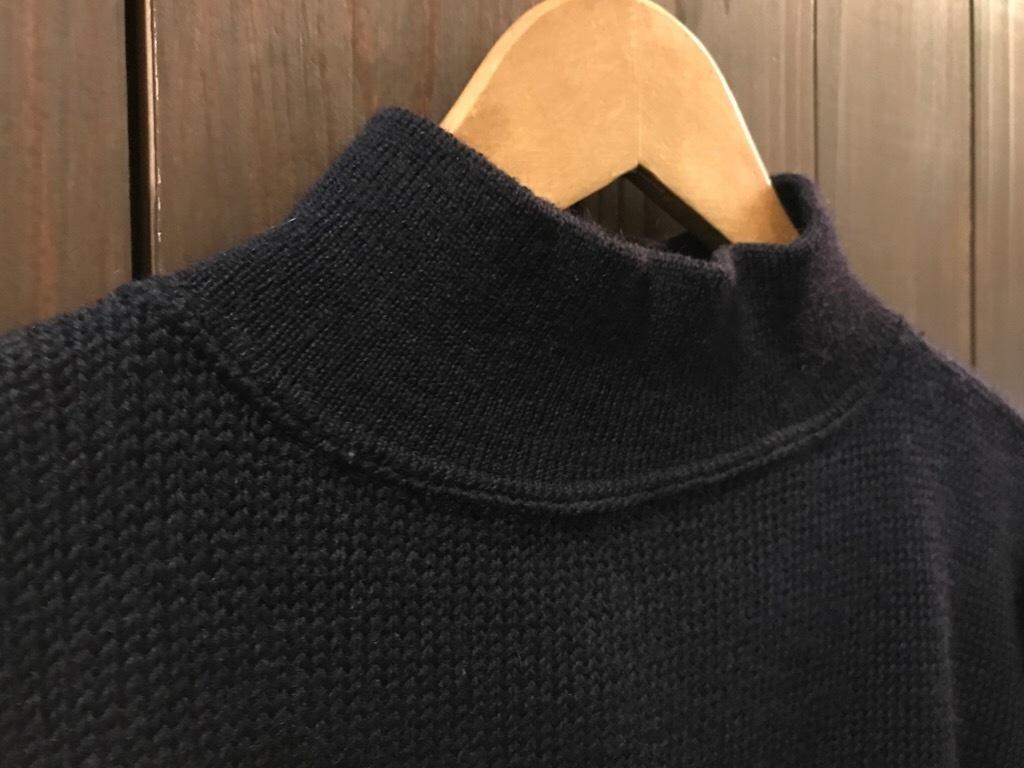 神戸店9/27(水)冬ヴィンテージ入荷! #3  US.Navy Part1!  MidNight Color Wool Item!!!_c0078587_16565592.jpg