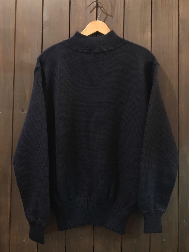 神戸店9/27(水)冬ヴィンテージ入荷! #3  US.Navy Part1!  MidNight Color Wool Item!!!_c0078587_18035433.jpg