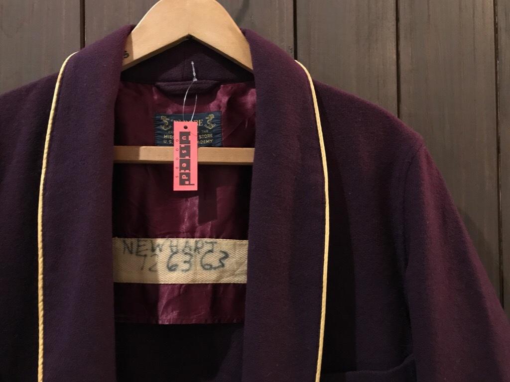 神戸店9/27(水)冬ヴィンテージ入荷! #3  US.Navy Part1!  MidNight Color Wool Item!!!_c0078587_18045237.jpg