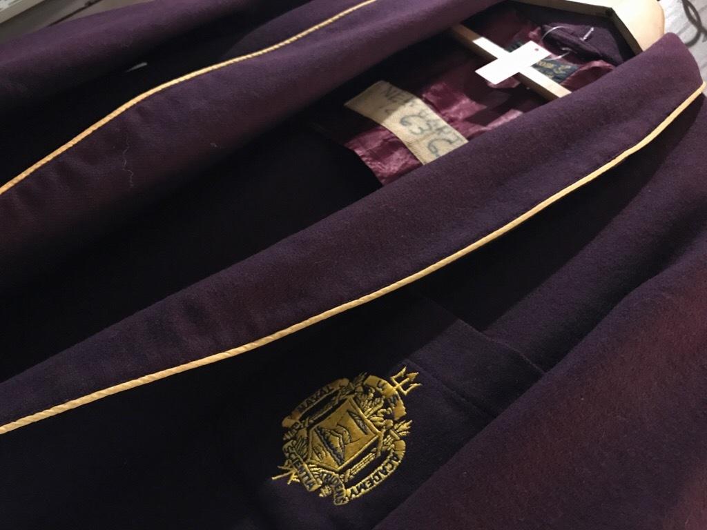 神戸店9/27(水)冬ヴィンテージ入荷! #3  US.Navy Part1!  MidNight Color Wool Item!!!_c0078587_18045285.jpg