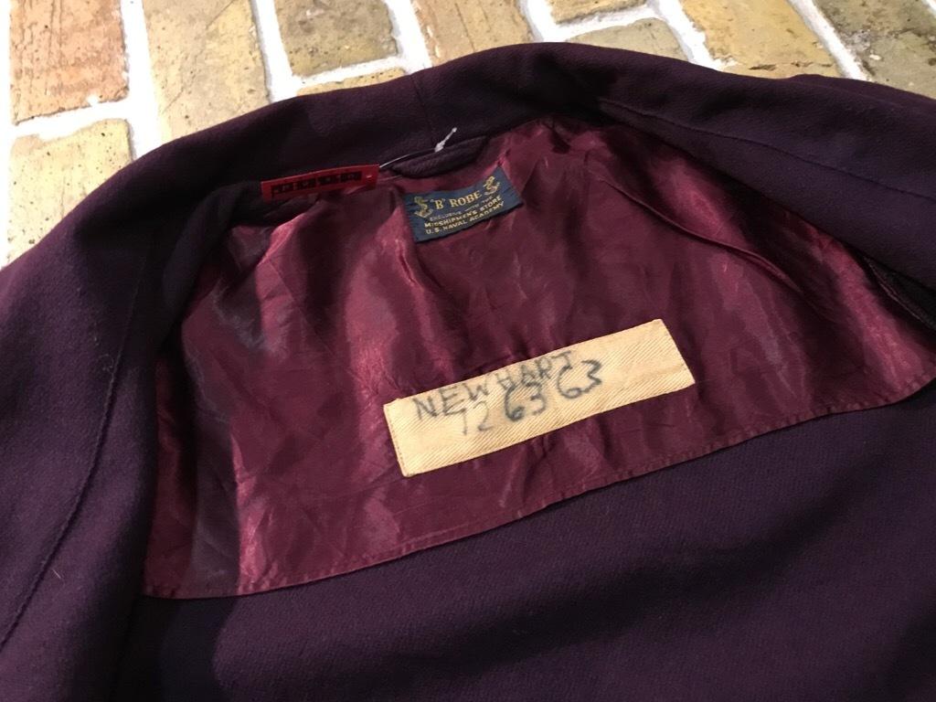 神戸店9/27(水)冬ヴィンテージ入荷! #3  US.Navy Part1!  MidNight Color Wool Item!!!_c0078587_18045328.jpg
