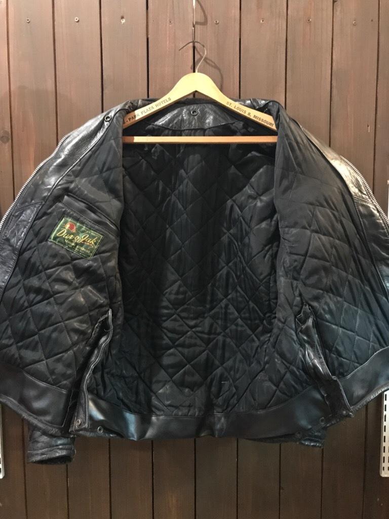 神戸店9/27(水)冬ヴィンテージ入荷! #2 Leather JKT!Mohair Item!!!_c0078587_23011678.jpg