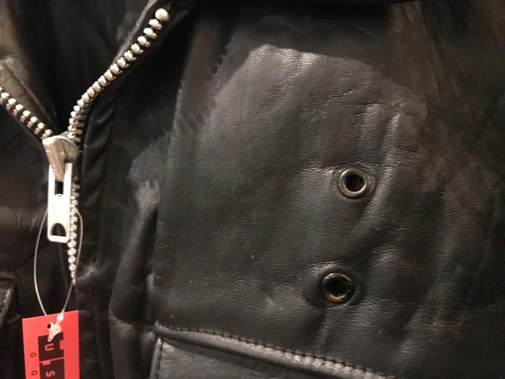 神戸店9/27(水)冬ヴィンテージ入荷! #2 Leather JKT!Mohair Item!!!_c0078587_23014762.jpg