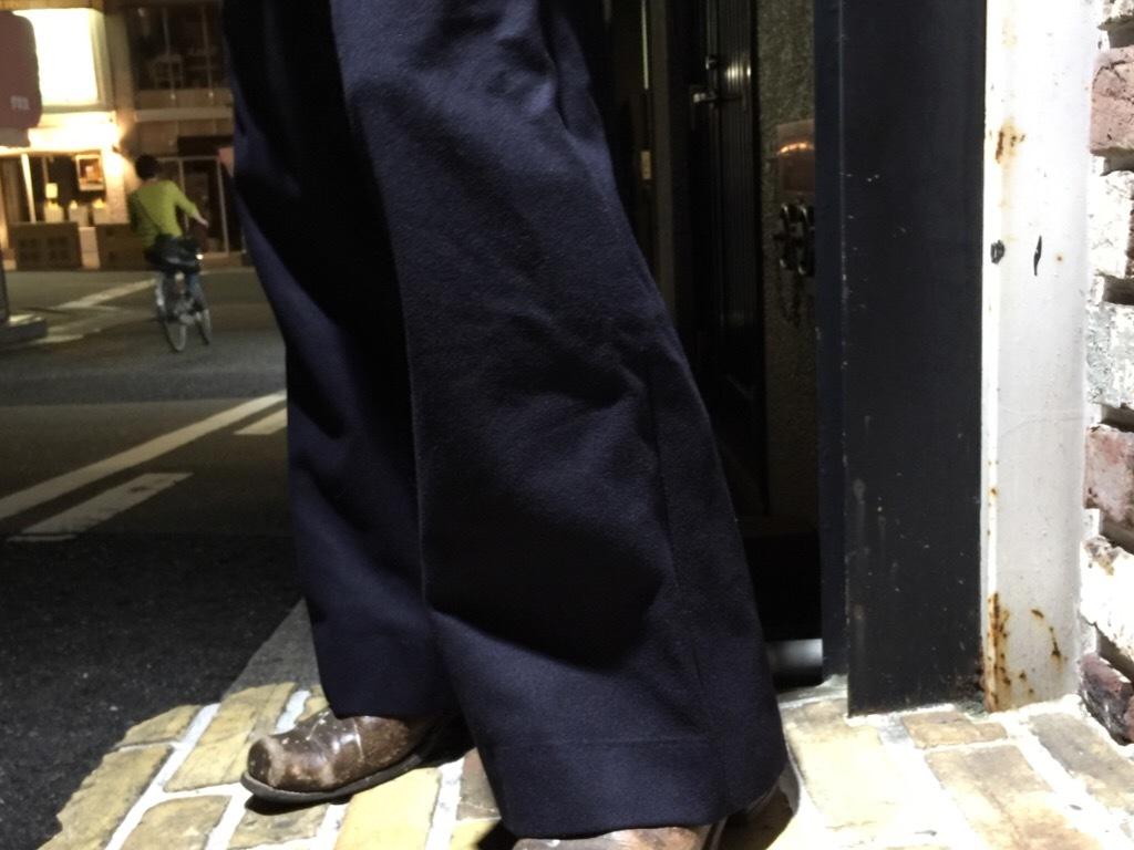 神戸店9/27(水)冬ヴィンテージ入荷! #3  US.Navy Part1!  MidNight Color Wool Item!!!_c0078587_23414177.jpg