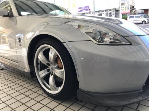 スポーツカー2台【ピカピカ】仕上げ_d0351087_08482816.jpg