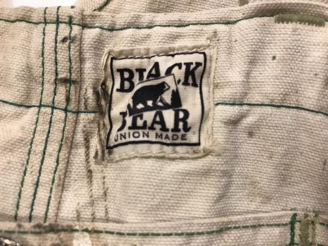 BLACK BEAR OVERALL_d0121303_17392236.jpg