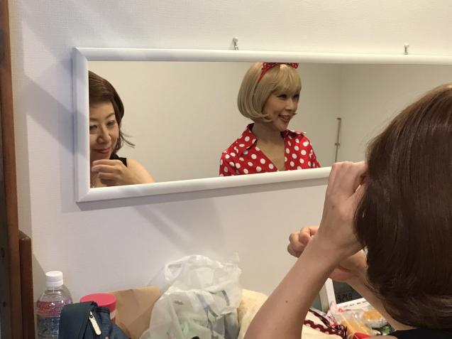 オペラ「電話」 in Sala MASAKA 本番_f0144003_11003995.jpg