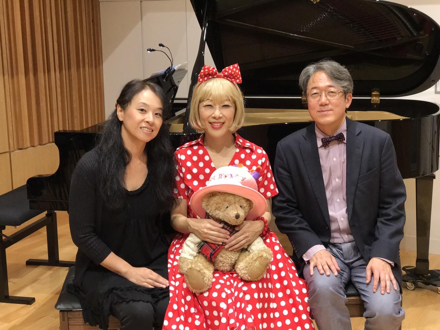 オペラ「電話」 in Sala MASAKA 本番_f0144003_11335470.jpg