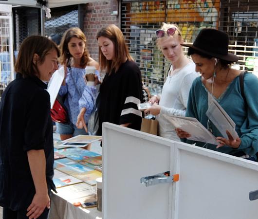 芸術の秋のNY、ワシントン・スクエア・アウトドア・アート展 Washington Square Outdoor Art Exhibit_b0007805_18593551.jpg