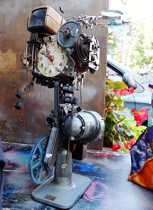 芸術の秋のNY、ワシントン・スクエア・アウトドア・アート展 Washington Square Outdoor Art Exhibit_b0007805_1925148.jpg