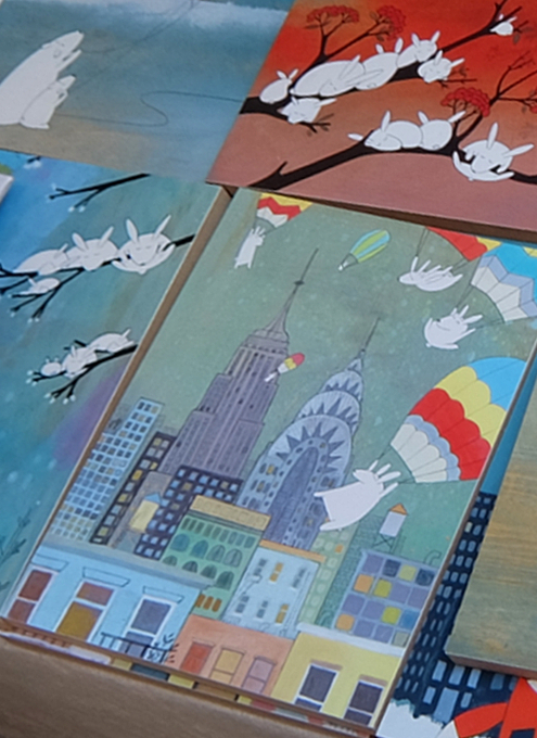 芸術の秋のNY、ワシントン・スクエア・アウトドア・アート展 Washington Square Outdoor Art Exhibit_b0007805_19421385.jpg