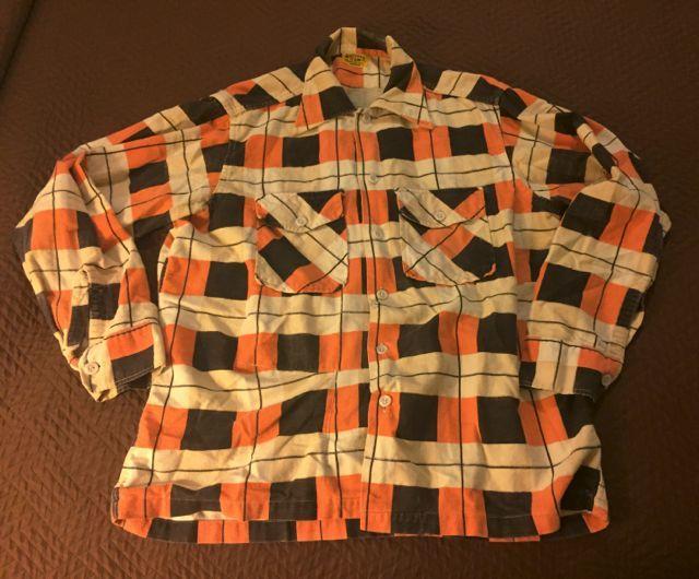 アメリカ仕入れ情報#65 N&W プリントネルシャツ!_c0144020_13280238.jpg