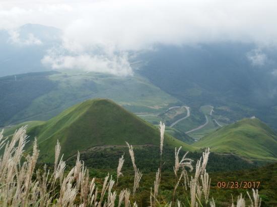 由布岳に登る H29.9.23(標高・1584メートル)_f0184133_09450892.jpg