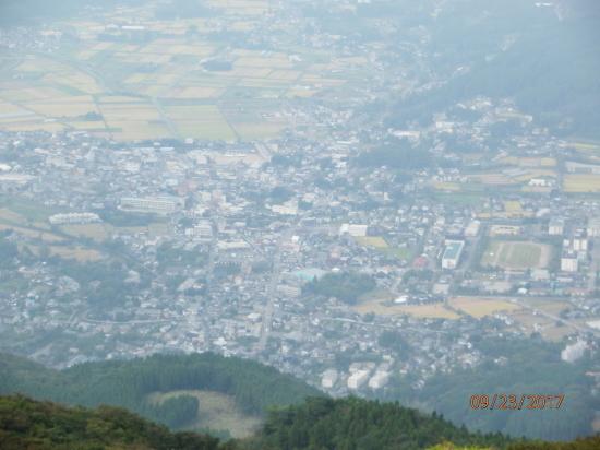 由布岳に登る H29.9.23(標高・1584メートル)_f0184133_09452548.jpg