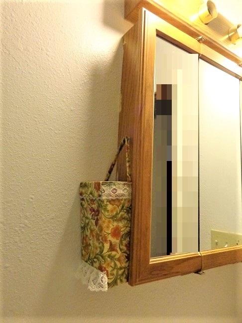 雨の連日、バスルーム改革_d0356844_04491556.jpg