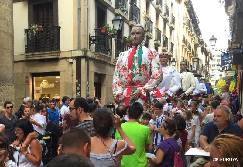 世界一の美食の街 サン・セバスティアン_a0092659_16443097.jpg