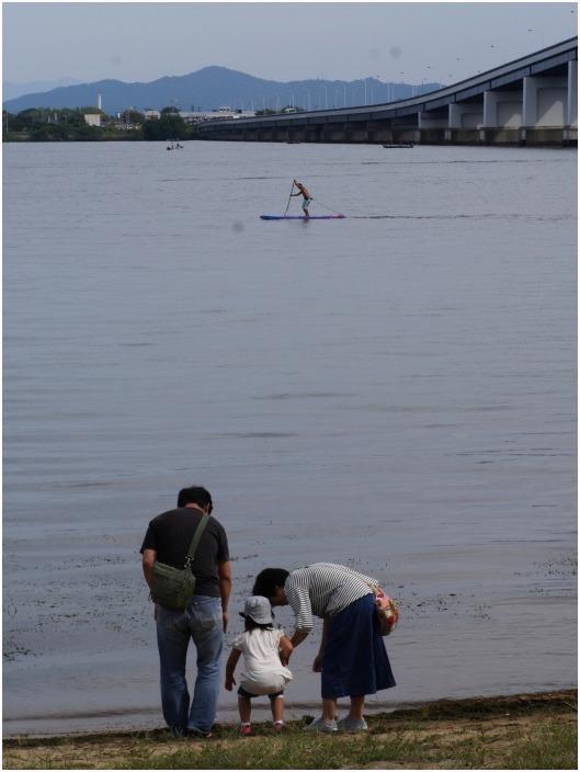< 琵琶湖大橋 >_c0036080_12184888.jpg