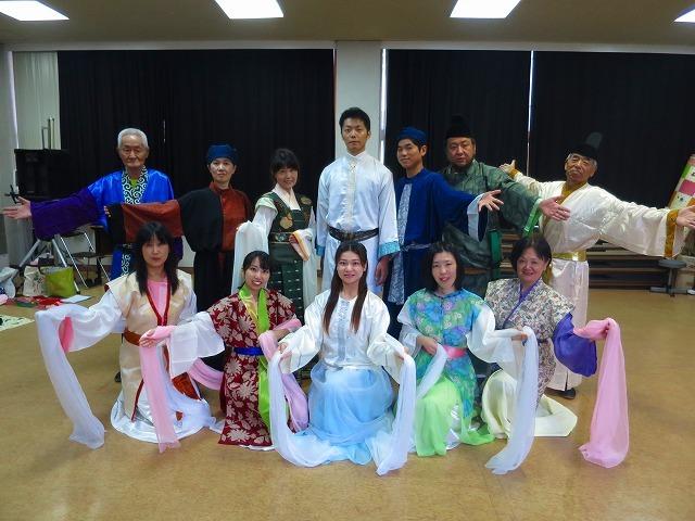 2017 Musical 有間皇子 稽古風景ー3 衣装を着てみました。_b0326483_21382076.jpg