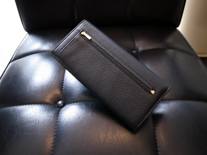 DETAIL MULBERRY ENGLAND CONTINENTAL WALLET BLACK_f0111683_12531490.jpg