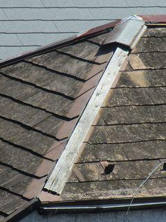 東京都の小平で、屋根修理中に・・・。_c0223192_21511399.jpg