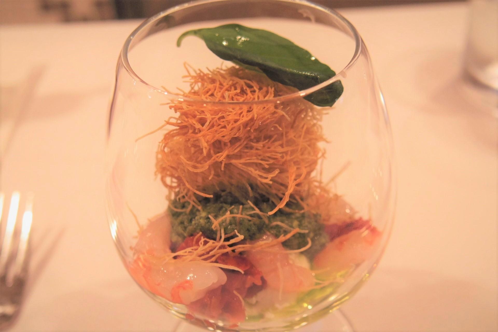 「サンペレグリノ ヤングシェフ」優秀若手シェフの創作性あふれる料理をポップアップレストランで_b0354293_15180076.jpg