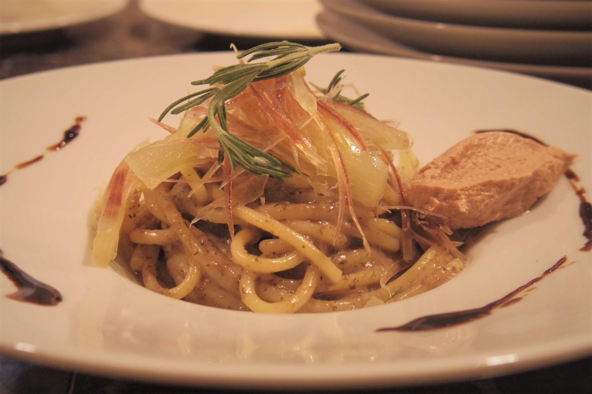 「サンペレグリノ ヤングシェフ」優秀若手シェフの創作性あふれる料理をポップアップレストランで_b0354293_15185740.jpg