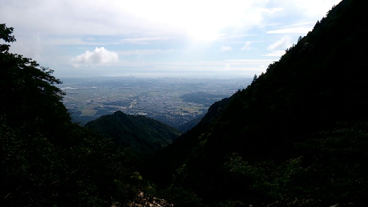 御在所岳登山 裏道コース_a0049296_18164579.jpg
