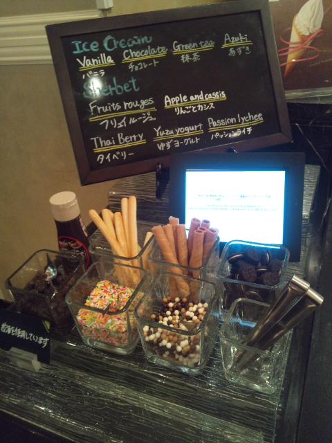 ウェスティンホテル東京 ザ・テラス ワールドチョコレート・デザートブッフェ~第2章~_f0076001_071825.jpg