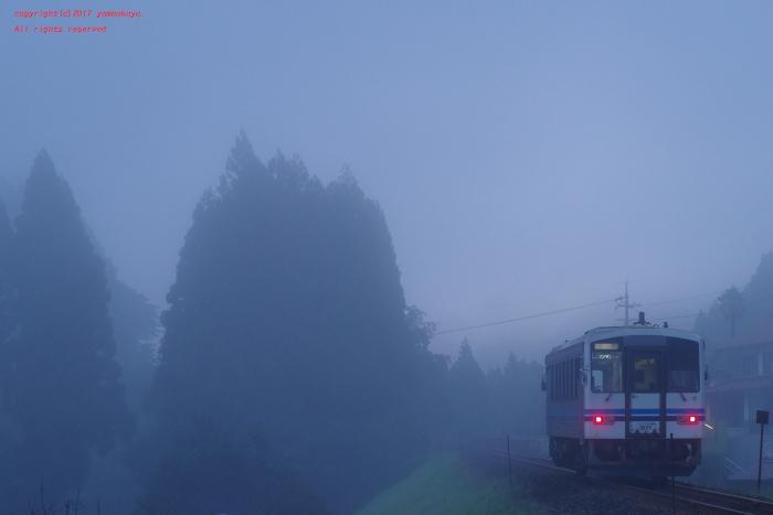 霧の中へと_d0309612_20460932.jpg
