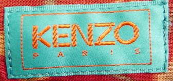 KENZO onepiece_f0144612_11480016.jpg