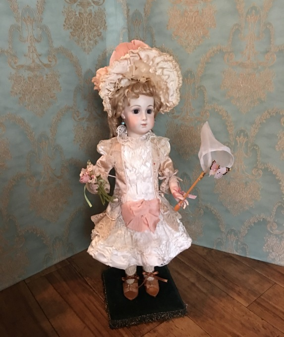 べべ・ジュモー・トリステ  西洋からくり人形  オートマタ完成です♪_c0229423_15273085.jpg