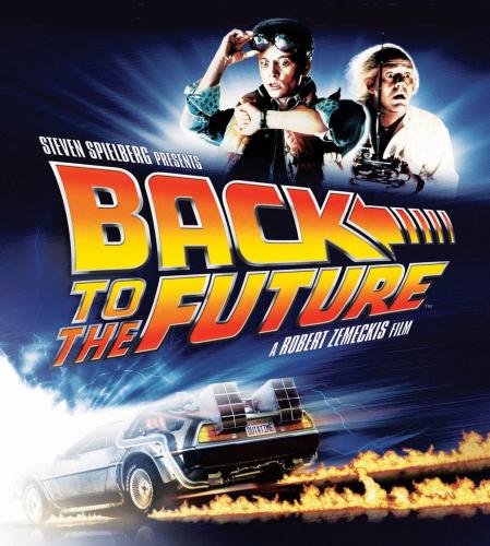 第3回 トムの映画 de English!! *** Back to the Future***_c0215031_15010845.jpg