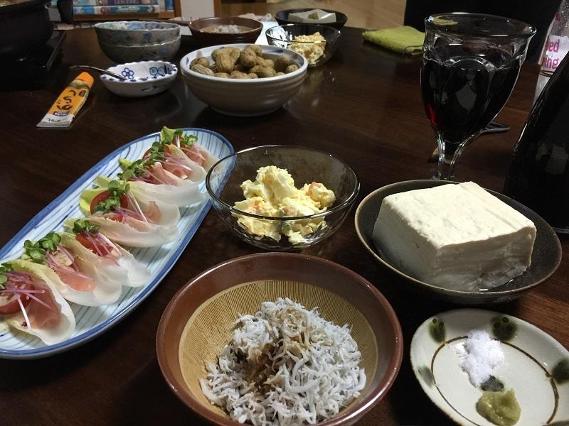 スバルのSUVと和食の味色々_f0076731_14011899.jpg