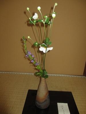 山野草が観られる「芭蕉の館」②_f0289632_17314518.jpg