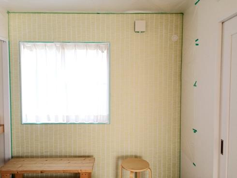 和室改造計画*壁紙ペイント_d0291758_12123356.jpg