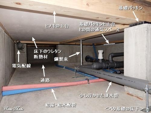 きれいな床下は、気持ちいい_c0108065_10503545.jpg