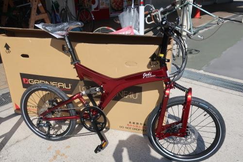 ルイガノJEDI(折り畳み自転車)が入荷しました!_b0332867_23133359.jpg