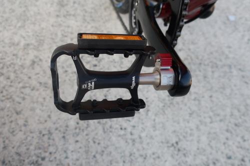 ルイガノJEDI(折り畳み自転車)が入荷しました!_b0332867_23312731.jpg