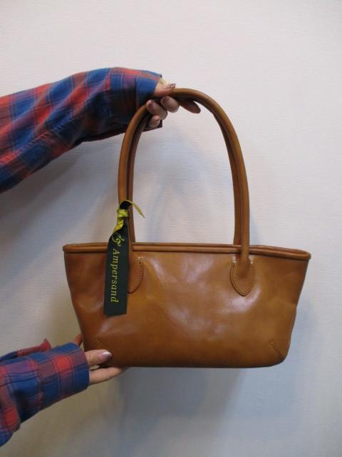 アンパサンド Ampersand round tote bag S  NO:0217-321 ☆_e0076692_14171395.jpg
