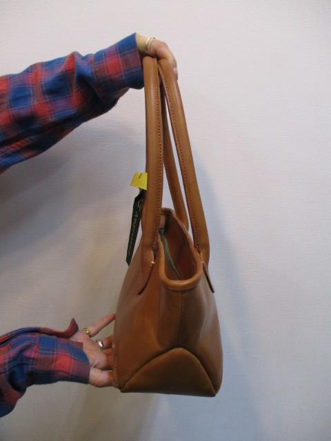 アンパサンド Ampersand round tote bag S  NO:0217-321 ☆_e0076692_14171737.jpg