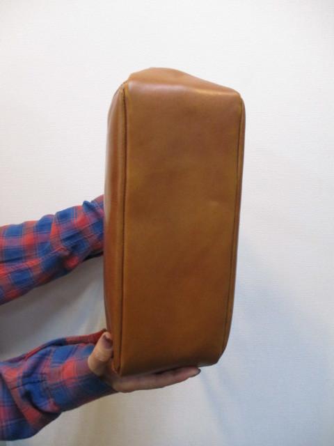 アンパサンド Ampersand round tote bag S  NO:0217-321 ☆_e0076692_14172420.jpg