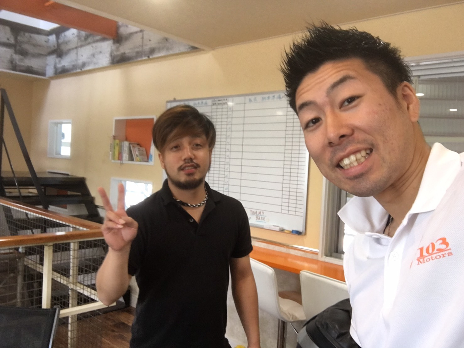 9月26日(火)TOMMY BASE ともみブログ☆ランクル ハマー カマロ_b0127002_11432099.jpg