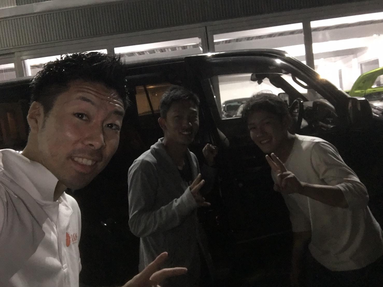 9月26日(火)TOMMY BASE ともみブログ☆ランクル ハマー カマロ_b0127002_11433745.jpg